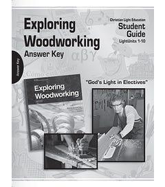 Exploring Woodworking - Teacher Materials