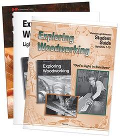 Exploring Woodworking - Student Materials