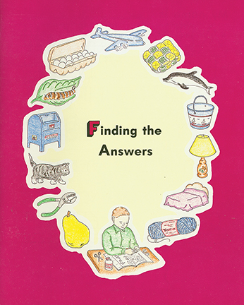 F - FINDING THE ANSWERS