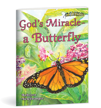 God's Miracle–A Butterfly