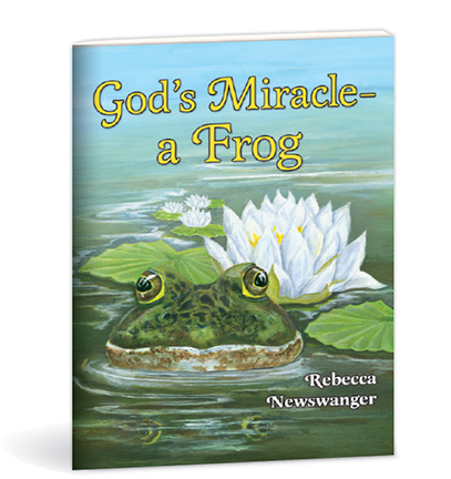 God's Miracle–A Frog