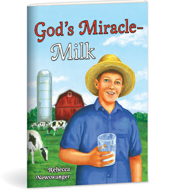 God's Miracle–Milk