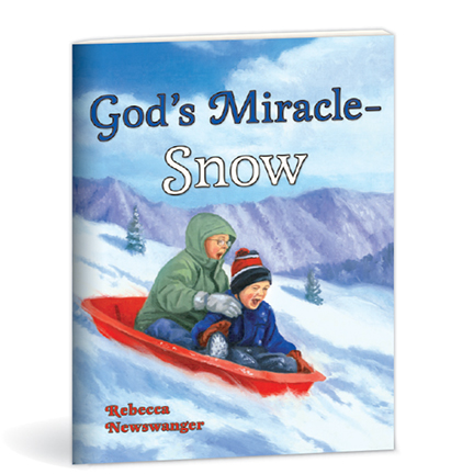 God's Miracle–Snow