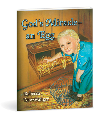 God's Miracle–An Egg