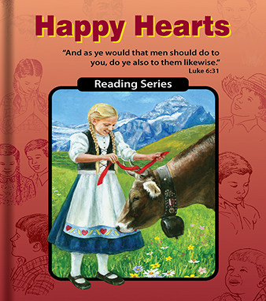 Happy Hearts - Reader 2