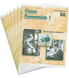 (SE) Home Economics 1 1-10 Lightunit Set