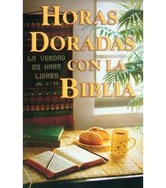 Horas Doradas con la Biblia - Paquete de 50