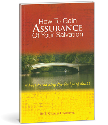 How to Gain Assurance of Your Salvation