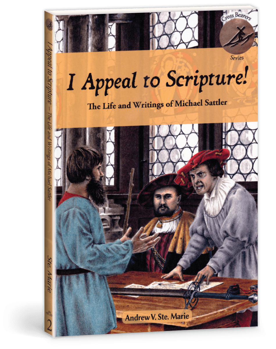 I Appeal to Scripture