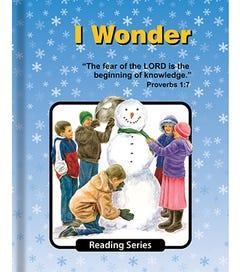 I Wonder - Reader