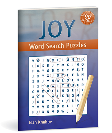Joy Word Search Puzzles