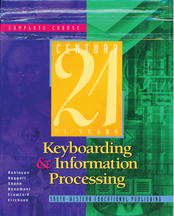 Keyboarding 6th Edition - Textbook - Used