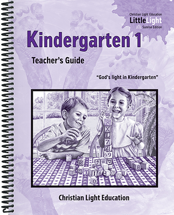 (SE) Kindergarten 1 - Teacher's Guide (with answers)
