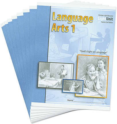 (SE2) Language Arts 101-110 LightUnit Set