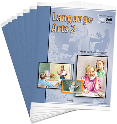 (SE2) Language Arts 201-210 LightUnit Set