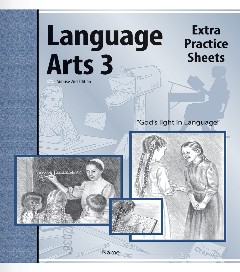 (SE2) Language Arts 300 - Extra Practice Sheets