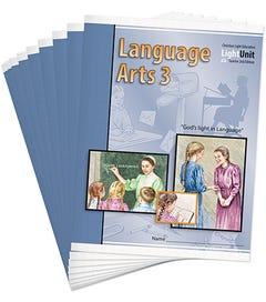 (SE2) Language Arts 301-310 LightUnit Set