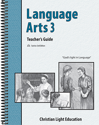 (SE2) Language Arts 300 - Teacher's Guide (with answers)