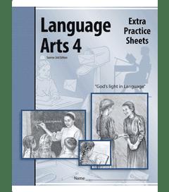 (SE2) Language Arts 400 - Extra Practice Sheets