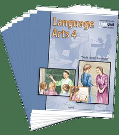 (SE2) Language Arts 401-410 LightUnit Set