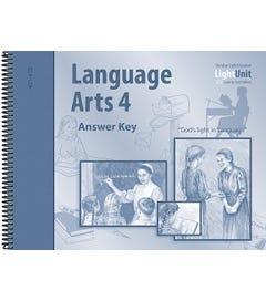 (SE2) Language Arts 401-410 - Answer Key