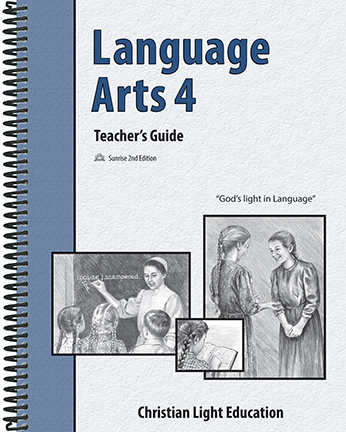 (SE2) Language Arts 4 - Teacher's Guide (with answers)
