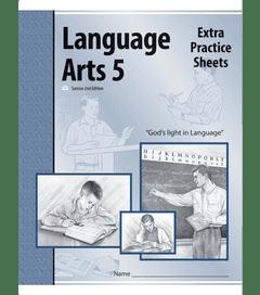 (SE2) Language Arts 500 - Extra Practice Sheets