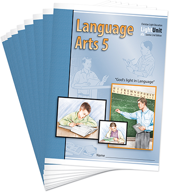 (SE2) Language Arts 501-510 LightUnit Set