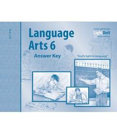 (SE2) Language Arts 601-610 Answer Key