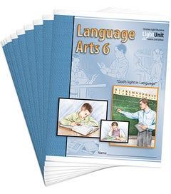 (SE2) Language Arts 601-610 LightUnit Set
