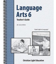 Language Arts 600 - Teacher's Guide