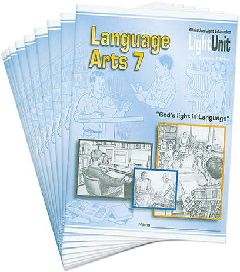 (SE) Language Arts 701-710 LightUnit Set