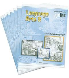 (SE) Language Arts 801-810 LightUnit Set