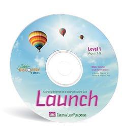 Launch - CD