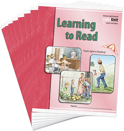(SE2) Learning to Read 101-110 LightUnit Set