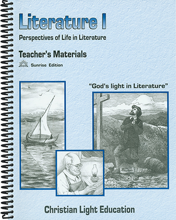 Literature I - Teacher's Material