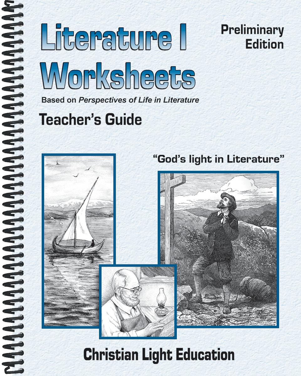Perspectives of Life - Worksheet Teacher Guide