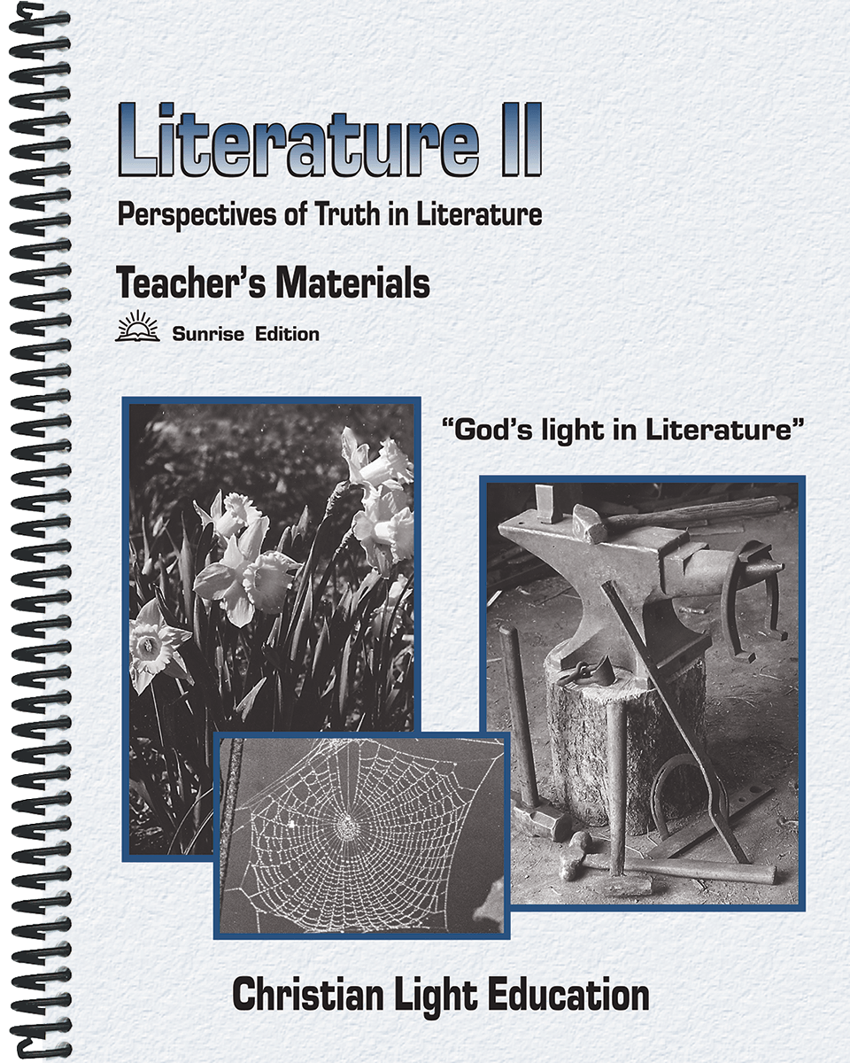 Literature II - Teacher's Material