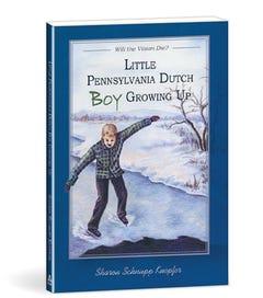 Little Pennsylvania Dutch Boy Growing Up