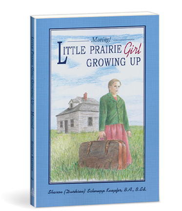 Little Prairie Girl Growing Up: Moving!