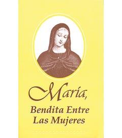 María, Bendita Entre Las Mujeres - Paquete de 50