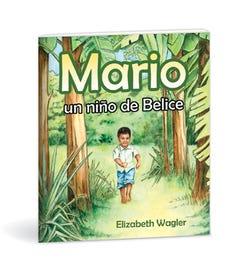 Mario, un niño de Belice