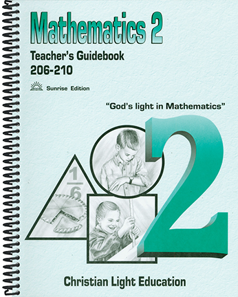 Math 206-210 - Teacher's Guide (with answers)