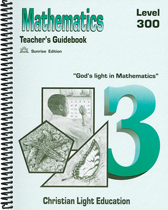 Math 300 - Teacher's Guide (with answers)