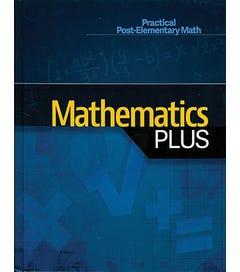Mathematics Plus - Textbook