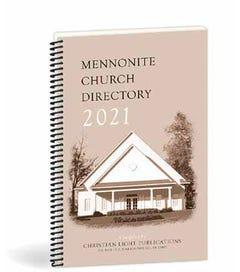 2021 Mennonite Church Directory