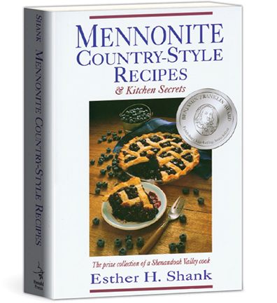 Mennonite Country-Style Recipes