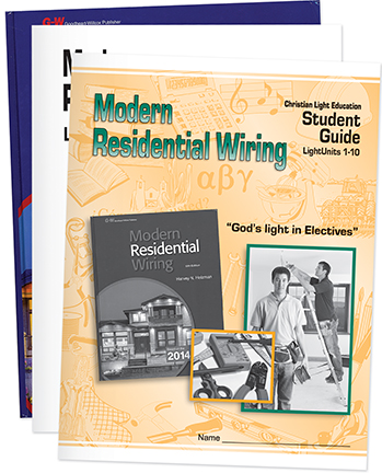 Modern Residential Wiring - Student Material - 10th Edition