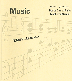 CLE Music - Teacher Manual