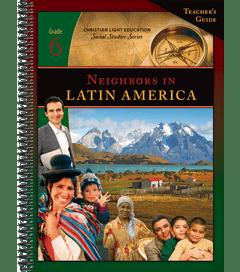 Deluxe - Neighbors in Latin America - Teacher's Guide
